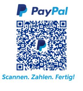 Spenden via PayPal
