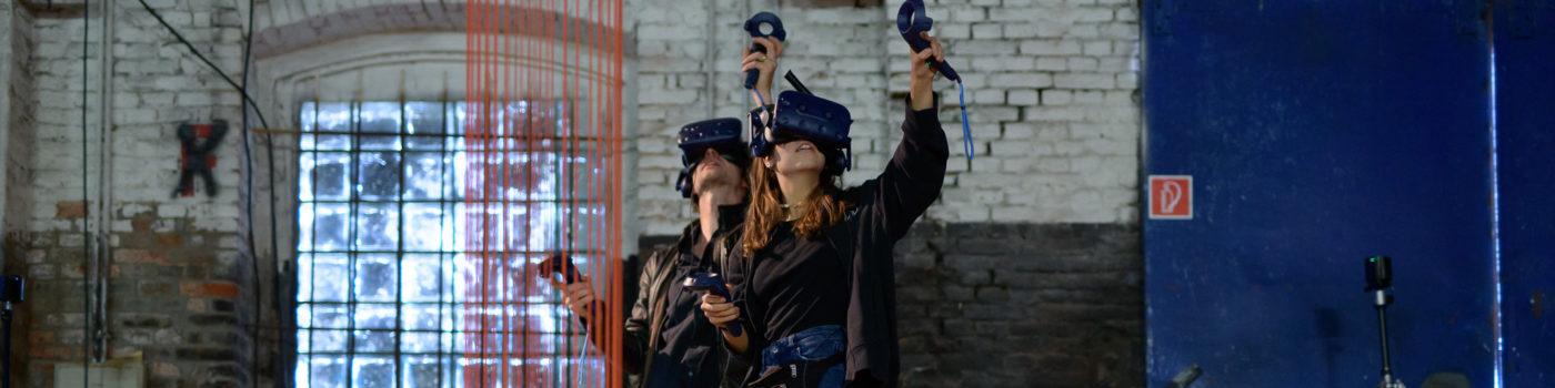 VRHAM! Virtual Reality & Arts Festival
